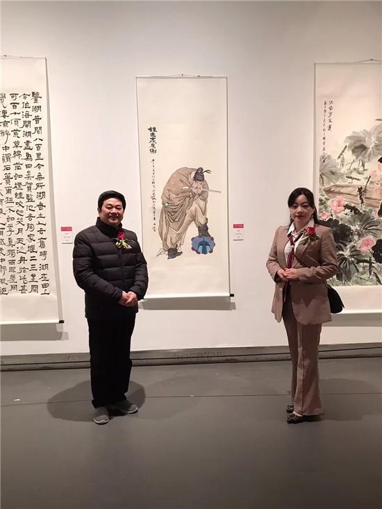 浙江举行建党一百周年书法美术作品展_汇集882位领导及著名书画家的优秀作品
